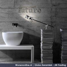 wastafel Art Work, Bucket, Bathtub, Home And Garden, Bathroom, Decoration, Interior, Artwork, Standing Bath