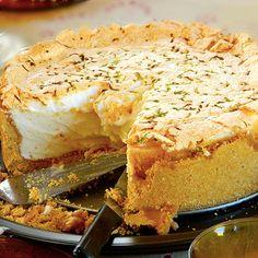 Receita Torta de Limão Deliciosa - Comida do dia