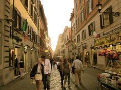 Via del Corso, Rome