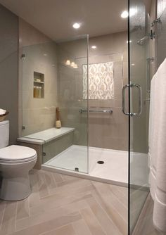 Efficient small bathroom shower remodel ideas (11)