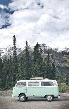 Need this van VW Bus in the mountains of Alberta, Canada. Shot by Crux Creative… Need this van VW Bus in the mountains of Alberta, Canada. Shot by Crux Creative. - Create Your Own Van Adventure Awaits, Adventure Travel, Beach Adventure, Nature Adventure, Wolkswagen Van, Vw Vintage, Belle Photo, Van Life, The Great Outdoors