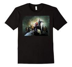 Marvel Inhumans TV Black Bolt Medusa Group In Space T-Shirt