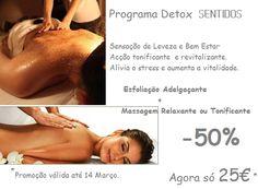 Programa Detox SENTIDOS na Sentidos em Lisboa (Alvalade) www.sentidos.pt