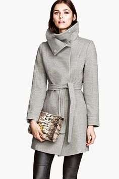 It's never too early to pick out coats.