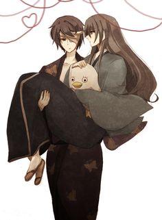 My OTP <3 Katsura Kotaro, Find Picture, Anime Chibi, Manga, Funny, Anime Stuff, Mousse, Fictional Characters, Freedom