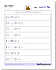 This set of subtracting fractions worksheets includes subtracting simple fractions, mixed and improper fractions, subtracting fractions with unlike denominators and more! All printable PDF files have complete answer keys! Math Fractions Worksheets, Free Printable Math Worksheets, Teaching Fractions, Maths, Number Worksheets, Reading Worksheets, Free Printables, Addition Of Fractions, Adding And Subtracting Fractions