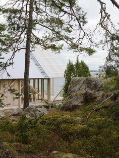 Arrhov Frick Arkitektkontor: Viggsö — Thisispaper — What we save, saves us.