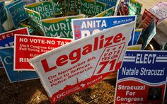 """Washington, DC, legalizes recreational marijuana - The capital legalizes possession of small amounts of pot -  February 25, 2015 - Law approved by voters allows possession of up to 2 ounces of marijuana and six pot plants, three of them mature. But the police department said individuals could still be arrested for selling any amount of marijuana to another individual, or for """"smoking, eating or drinking marijuana ... in any public space"""" or """"selling any amount of marijuana to another…"""