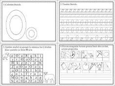 EDUCATIA CONTEAZA : Literele O, P, Q, W, Y Word Search, Diy And Crafts, Preschool, Colors, Double Deck Bed, Preschools, Kid Garden, Early Elementary Resources, Kindergarten