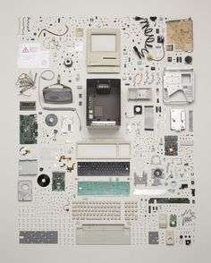 Object autopsies from Todd McLellan's book Things Come Apart. No idea how he got those exploded views but they're incredible.