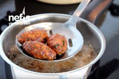 Kıbrıs Köftesi (Patates Köftesi) - Nefis Yemek Tarifleri Homemade Beauty Products, Health Fitness, Food And Drink, Meat, Chicken, Cooking, Ethnic Recipes, Kitchen, Fitness