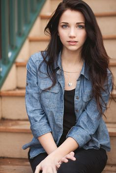 Emily Rudd: The most beautiful girl in the world, in my opinion.