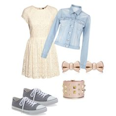 Romantic outfit