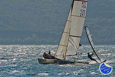 """""""Centomiglia"""" - Internationale Segelregatta der Spitzenklasse   www.sport-photo.at Sports Photos, Pictures, Photo Mural, Lake Garda, Water"""