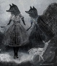 Nocturnes, illustrations by Arts and Ghosts