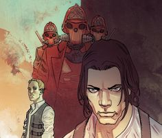 Comic Preview: Lantern City - http://www.eatyourcomics.com/2015/04/10/comic-preview-lantern-city/  #Archaia, #BOOM!Studios, #Comics, #Previews
