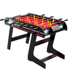 Hy-Pro 4ft Folding Football Games Table.