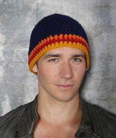 Ortler - Free #crochet Pattern hats for men