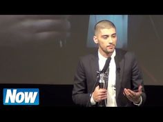 Zayn Malik thanks One Direction as he accepts Asian Award - YouTube. He thanked the boys,he met the fans,in the article he said he felt like he let down his fans. We called him a cheater, liar,terrorist. He remained silent n took all the stabbing. Im just summing up. Its high time to evaluate yourself n not judge him . The other thing, i am so nervous for him, the boys have each other, this was the first time i saw him alone on stage n he had to be there all by himself. Idek man!