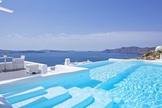 View deals for Canaves Oia Boutique Hotel. Santorini Caldera is minutes away. Breakfast, WiFi and parking are free at this hotel. Santorini Hotels, Greece Hotels, Hotels And Resorts, Santorini Wedding, Luxury Hotels, Santorini Travel, Greece Wedding, Luxury Accommodation, Greek Isles