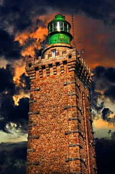 Cap Frehel Lighthouse, Northern Brittany