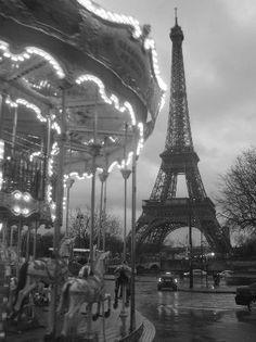one day, Gian and I will conquer the streets of Paris and the grandeur of the legendary Eiffel