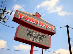 Hungover in Austin? Go To Torchy's Tacos