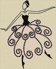 Motifs de broderie gratuites, Mignon Embroidery Designs