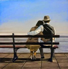 Richard blunt Jack Vetriano, Blunt Art, Florence Academy Of Art, Romantic Photos, Couple Art, Portrait Art, Portraits, Light Art, Art Techniques