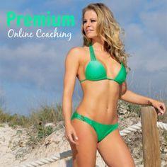 Premium Online Fitness Coaching - starting at US$250
