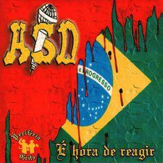A.S.D É HORA DE REAGIR 2005 DOWNLOAD - BAIXE RAP NACIONAL