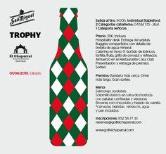San Miguel Trophy 1st August