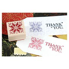 Christmas Rubber Stamp Mini Nordic2 by verryberrysticker on Etsy