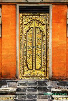Temple Door - Bali | Flickr - Photo Sharing!
