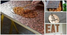 19 Amazing DIY Projects You Can Do With Old Pennies… #16 Would Be Hours Of Fun For Kids.
