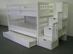 Youth Kids Teens Twin over Full Wooden Bunk Bed. Twin over Full Bunk Bed. Bunk Bed approx: x x 1 x Twin over Full Bunk Bed. Under-Bed Drawers. Storage Space 2 Under-Bed Drawers. Bunk Beds With Drawers, Under Bed Drawers, Bunk Beds With Storage, Bunk Bed With Trundle, Bunk Beds With Stairs, Twin Bunk Beds, Kids Bunk Beds, Bed Storage, Storage Stairs