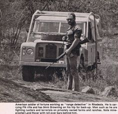 Rhodesia: The Ultimate Photographic Resource! - Page 6 - The FAL Files