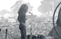 Led Zep. June 28,70 Bath Festival. Zephead