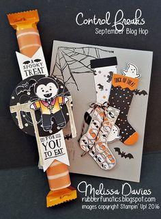 RubberFUNatics: Control Freaks September Blog Hop - Happy Fall Y'all!