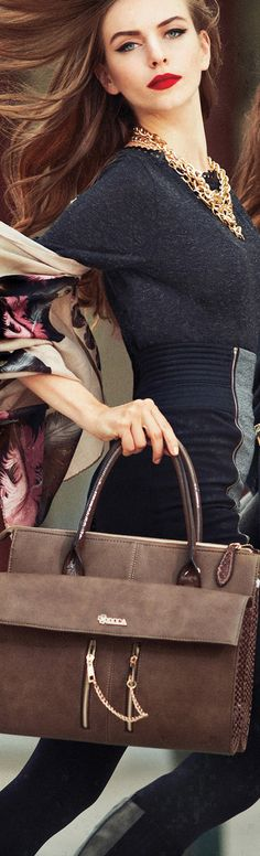 Chic In The City- Doca Campaign FW14-15- #LadyLuxuryDesigns