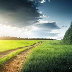 Шикарный пейзаж