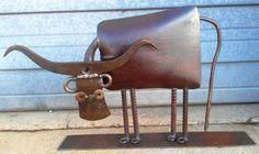 Shovel Full O Bull! Yard art |