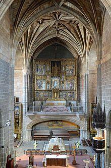 Real Monasterio de Santo Tomás (Ávila) - Wikipedia, la enciclopedia libre