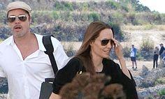 Angelina Jolie and Brad Pitt jet to #Malta & #Gozo on location scouting mission. www.gozovillarentals.com