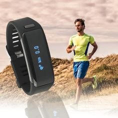Professional Smart Heart Rate Band Bluetooth Smart Watch Smartwatch Sport Watch Wrist Watch NO.1F1 Black