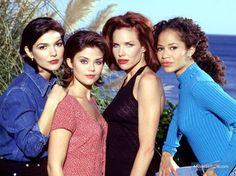 Sunset Beach Paula,Meg,Annie and Vanessa Newest Tv Shows, Favorite Tv Shows, Virginia, Eddie Cibrian, Nbc Tv, Soap Opera Stars, Valley Girls, Sunset Beach, Classic Tv