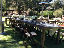 Farm Tables from Lauren Sharon Vintage Rentals & Design