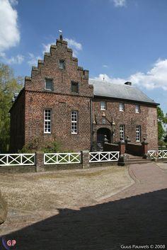 Kasteel De Borggraaf, Lottum, Limburg.