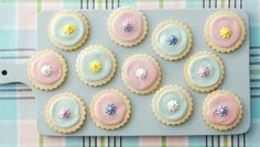 BBC Food - Recipes - Iced biscuits