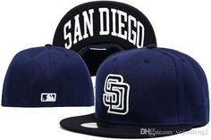 37291480922 free shipping 2016 New Arrival San Diego Padres Snapback Fitted Cap  Embroidered Team Logo Baseball Cap Casual Style sport Hats